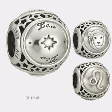 NEW Authentic Pandora Sterling Silver Leo Star Sign Charm #791940