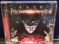 Lyte - Psychopathic Monstar RED CD insane clown posse twiztid records icp psy