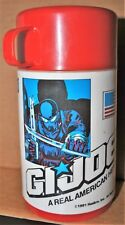 VINTAGE G.I.JOE THERMOS FROM 1991
