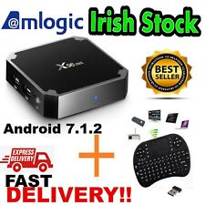 X96mini Android Box Smart TV Set Top Box Media Player + FREE KEYBOARD With Touch