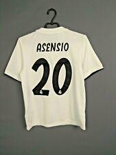 Asensio Real Madrid Jersey 2018 2019 Kids Boys 13-14 y Shirt Adidas Cg0554 ig93