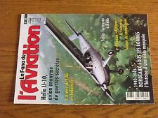 $$$ Fana de l'aviation N°372 Helio U-10  Armee de l'Air Indochine  Reno  Stinson