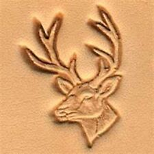 8437 Whitetail Deer Craftool 3-D Stamp Tandy Leather 88437-00