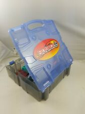 (#A) Beyblade Metal Masters With Carrying Case LOT