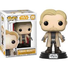 Star Wars: Solo - Tobias Beckett US Exclusive #1 Pop! Vinyl Figure NEW Funko