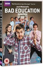 Bad Education: Series 3 [DVD]