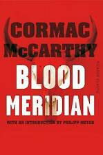 Blood Meridian: Picador Classic by Cormac McCarthy (Paperback, 2015)