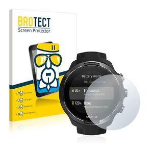 Suunto 9 ,   BROTECT® AirGlass® Premium Glass Screen Protector