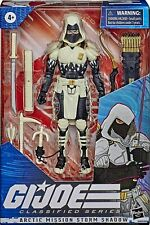 hasbro G.I. Joe Classified Series Arctic Mission Storm Shadow Action Figure READ