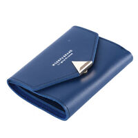 Elegant Women Leather Girls Card Buckle Holder Pocket Purse Small Purse Wallet G