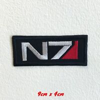 Alliance Military Systems N7 Badge logo Iron Sew on Embroidered Patch#1514
