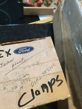 "Nos 1967-1971 Ford 2"" Exhaust Calmps D1AZ-5A231-C Box Of 4"