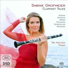 Clarinet Tales, New Music