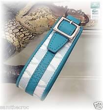 LACOSTE KEY RING KEY FOB Chantaco Jaquard 1 Turquoise
