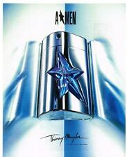 PUBLICITE ADVERTISING  2000  THIERRY MUGLER  parfum AMEN