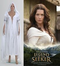 Legend of the Seeker Kahlan Amnell Confessor Dress *Custom Made*