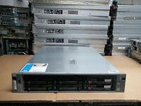 HP Proliant DL385 Server 2x Dual Core 2.4GHz AMD CPUs 16GB 3x300GB RAID 10K