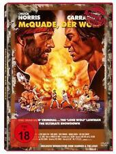 "DVD - McQuade, der Wolf - ""Action Cult Uncut"" mit Chuck Norris - NEU - OVP"