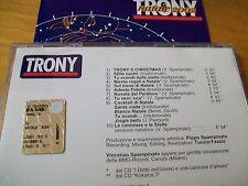 VINCENZO SPAMPINATO NATALE 2002 CANTI TRADIZIONALI NATALIZI CD RARISSIMO TRONY