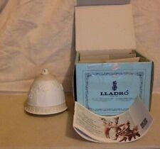 Vintage Lladro Bell. #5616. Campanita Navidad. Xmas Scenes. 1989. Spain. Mib