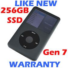 Apple IPOD CLASSIC - 7th Gen - 256GB SSD - Massive Upgraded Storage! - Like New!