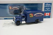 Corgi 1/50 - Mack B Box Van Moosehead