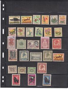 Ruanda Urundi   balance of collection ( lot 3319 )