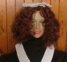 Parrucca e copricapo per Rocky Horror Costume Magenta