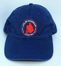 JULIE NORMAN EVENTING Horse Riding Rolex 2015 Adjustable Baseball Cap Hat