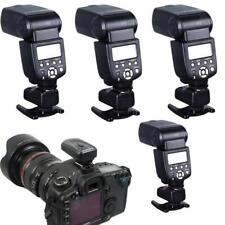 4GY Wireless Remote Studio Flash Trigger Transmitter+4 Receiver for Olympus