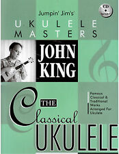 Classical Sheet Music Arranged for Ukulele Book and CD, Danny Boy, The Entertain