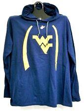 8166fc73d8d6 West Virginia Mountaineers Long Sleeve Shirt with Hood XL