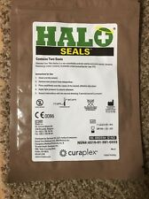 Halo Chest Seals - Occlusive Dressings - 2 Per Package EXP: 12-28-2018 or Later