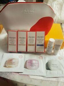 lot shiseido+ sa trousse