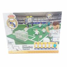 READ FULLY REAL MADRID SOCCER Lego Set 330 Pieces Buildable Game Day Field Day
