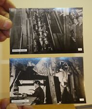 New listing (2) Real Photo Postcards Franklin New Jersey Zinc Company Mining World War Ii