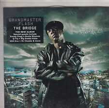RARE CD ALBUM PROMO GRANDMASTER FLASH / THE BRIDGE / SNOOP DOGG BUSTA RHYMES RAP