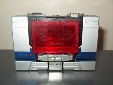 transformers g1 original vintage soundblaster black soundwave