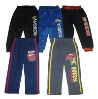 Boys Jogging Bottoms Disney Cars Or Minions