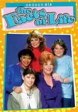 The Facts of Life: Season Six [New DVD] Full Frame, 3 Pack