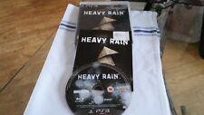Heavy Rain PS3 Playstation 3 **FREE UK POSTAGE**