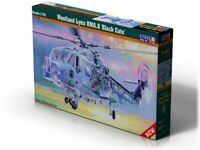 MODEL HELICOPTER MISTER CRAFT WESTLAND SUPER LYNX BLACK CATS HMA.8 1:72 SCALE