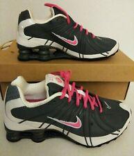2010 Nike SHOX SI OZ TURBO TURB  Women's Shoes WHITE PINK GRAY Size US 7