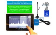 Android-Based Rtl-Sdr Radio Receiver Tuner For Am Fm Ham Dvb-T Dab Radio