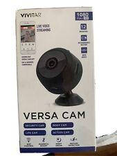 Vivitar, Versa Security Cam, 1080 Full Hd Recording and Streaming Nib