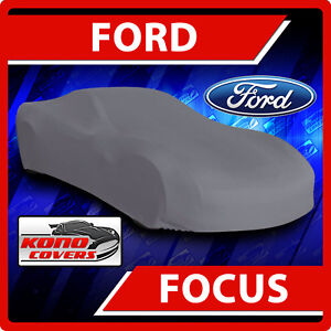 Ford Focus Hatchback 2012-2017 CAR COVER - 100% Waterproof Breathable UV Resist