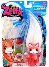 The Zelfs Series 4 Medium Zelfs Ooma Red Panda Kids Toy Figure Children's Gift