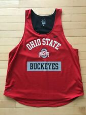 Ohio State Practice Basketball Jersey Sz L Mens Lacrosse  Nike