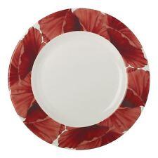 "Portmeirion Botanic Blooms Poppy Dessert/salad Plate 22cm / 8.75"""