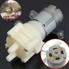 12V DC 5-10W Self-Priming Pump Diaphragm Pumping Spray Motor For water Dispenser